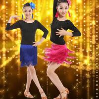 儿童练功服女孩专业比赛演出考级舞蹈服装少儿表演服