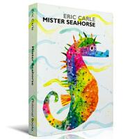 海马先生(艾瑞 卡尔作品)英文原版 Mister Seahorse