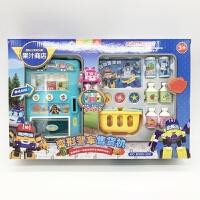 儿童过家家自动售货机冰雪珀利KT饮料贩卖机玩具 互动玩具 自动售货机/颜色随机