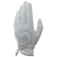 高尔夫手套 女士夏季舒适透气防滑耐磨皮手套 双手