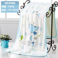 宝宝浴巾婴儿新生儿童幼儿园长正方形毛巾被加大柔软吸水春冬季J