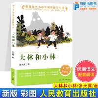大林和小林 人民教育出版社当当自营中小学生阅读指导书系
