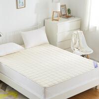 记忆海绵床垫薄款床护垫榻榻米1.8m床防滑双人床褥子席梦思保护垫