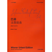 巴赫法国组曲(BWV 812-817)