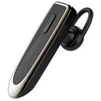 【包邮】K21商务蓝牙耳机 声控接听 无线音乐通话时尚商务挂耳式车载开车通用型运动迷你无线耳麦蓝牙耳机 蓝牙4.1 一