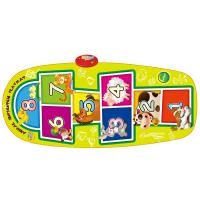 儿童幼儿跳房子游戏毯户外室内怀旧音乐玩具学习礼物