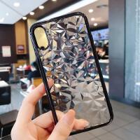 免邮 iphone手机壳 手机套 电镀水晶全包透明软壳 保护壳 iPhone X 7 8 plus iphone6 6