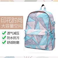 双肩电脑包女苹果联想小米笔记本充电背包13.3寸14寸15.6韩版书包笔记本电脑包