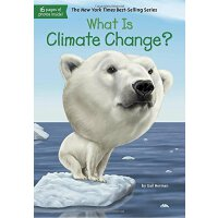 【现货】英文原版 What Is Climate Change? 什么是气候变化 who was/is认知系列 中小学