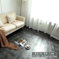 免胶地板贴纸自粘地板革pvc地板加厚耐磨防水塑胶自粘地板贴复古 灰色 大尺寸