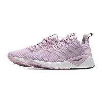 adidas阿迪达斯女子跑步鞋2018新款透气减震休闲运动鞋DB1299