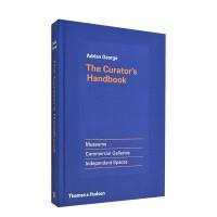 【预订】策展人手册 The Curator's Handbook 英文原版 策划展览工具书 策划展览参考书 Adrian George 活动策划