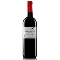 法国进口 轩尼贝克美乐干红葡萄酒 750ml