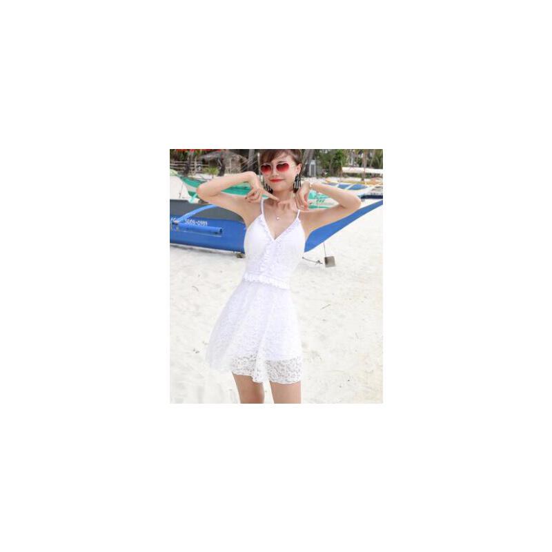 游泳衣女保守新款显瘦遮肚时尚性感韩国可爱日系甜美少女温泉 品质保证 售后无忧
