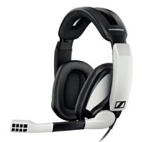 森海塞尔(Sennheiser)GSP 301全新封闭式游戏耳机白色 游戏耳麦