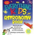 【预订】The Everything Kids' Astronomy Book: Blast Into Outer S