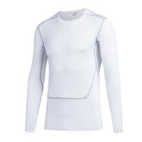 2代男子紧身长袖 健身运动跑步长袖 排汗速干衣服T恤衫