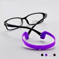 足球运动眼镜篮球眼镜专用配件松紧带 防滑头带 硅胶防滑固定防掉