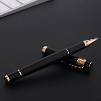 HERO英雄55宝珠笔 签字笔金属商务礼品学生用男女士商务办公用水笔刻字 商务礼盒笔