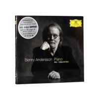 正版 班尼・安德森:�琴物�Z Benny Andersson Piano �琴曲CD