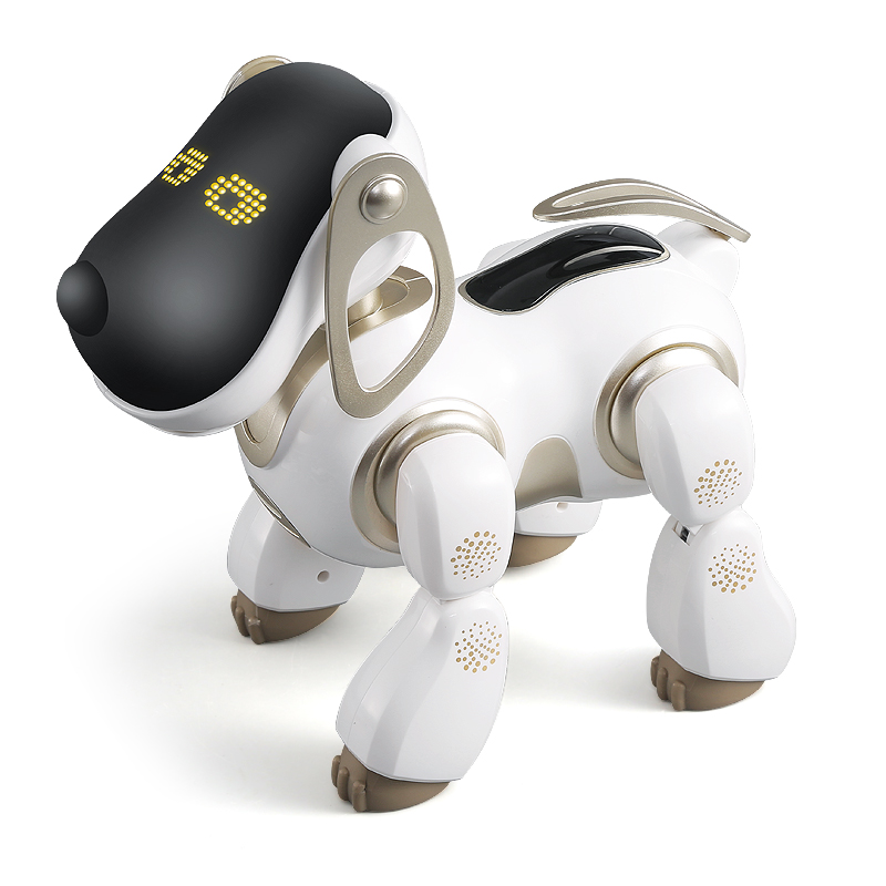 会走路唱歌机器人电动小狗狗智能对话遥控玩具