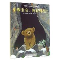 小熊宝宝,你在哪里? 9787544844239 接力出版社 [英] 凯瑟琳・沃尔特,舒杭丽