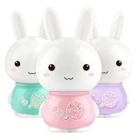 儿童学习机0-3岁可充电下载蓝牙播放器小兔子早教机故事机