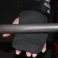 护腕助力带硬拉护掌男女握力带防滑引体向上健身手套哑铃训练护具