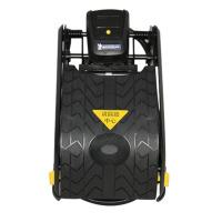 便携式车载充气泵双缸数显胎压 脚踏式打气泵双杠摩托汽车用打气筒