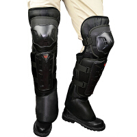越野摩托车护膝机车护具护腿防摔冬季保暖防寒防风骑士装备