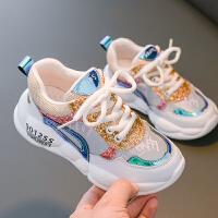 女童运动鞋百搭时尚女孩大童儿童鞋子