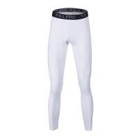 男子 紧身训练长裤 运动健身跑步长裤 排汗速干高弹长裤