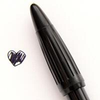 36色纤维彩色中性笔0.38极细水性黑色勾线勾边涂色彩笔