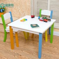 瑞美特儿童桌椅幼儿园桌椅宝宝学习桌椅游戏桌子画画桌子吃饭桌子