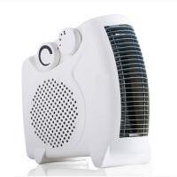 小空调迷你桌面电暖气暖风机取暖器冷热两用家用卧室迷你小空调 白色 均码