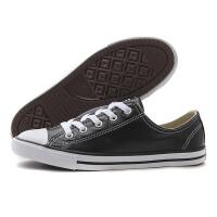 CONVERSE匡威2017夏新款女鞋Chuck Taylor运动休闲帆布鞋555905C