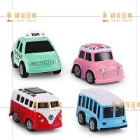 儿童宝宝玩具小汽车合金回力车耐摔男孩1-2岁警车3玩具车套装模型