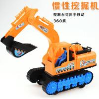 创意大号挖机工程车