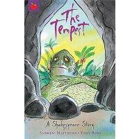 【现货】英文原版 莎士比亚儿童读本:暴风雨(64页) A Shakespeare Story: Tempest 978
