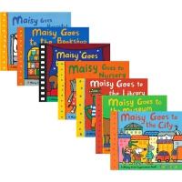 【首页抢券300-100】Maisy First Experiences Book Collection 小鼠波波生活初