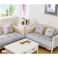 伊丝洁家纺2017秋冬季新款沙发套布艺欧式组合沙发巾沙发套皮沙发垫坐垫子