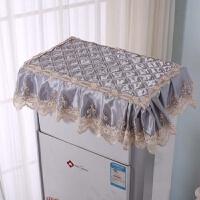 空调罩柜机立式防尘罩格力开机不取柜式长方形客厅柜式空调盖巾 方型立式空调均码