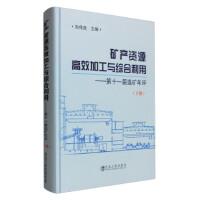 矿产资源高效加工与综合利用(下册) 9787502472924 冶金工业出版社 孙传尧 编