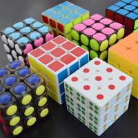 魔方三阶魔方顺滑速拧专用比赛3阶魔方学生初学儿童玩具