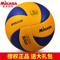 MIKASA/米卡萨排球MVA330 PU中考学生5号室内室外专用训练比赛