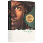 为奴十二年 正版进口英文原版小说 Twelve Years a Slave 英文版