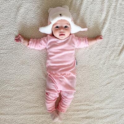 婴儿童装内衣套装家居服睡衣春秋装女童打底衫公主0岁1个月3宝宝 发货周期:一般在付款后2-90天左右发货,具体发货时间请以与客服协商的时间为准