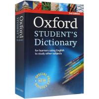 牛津学生英语词典第三版 Oxford Student's Dictionary 英文原版英英字典 英语词汇语法写作学习