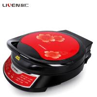 利仁(Liven)LR-J3300A电饼铛双面悬浮加热蛋糕机烙饼锅煎饼家用电饼档