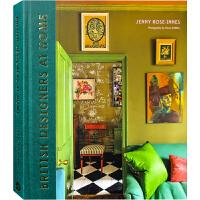 【英文版】British Designers At Home长者之家英国设计师设计的怀旧风格家居空间